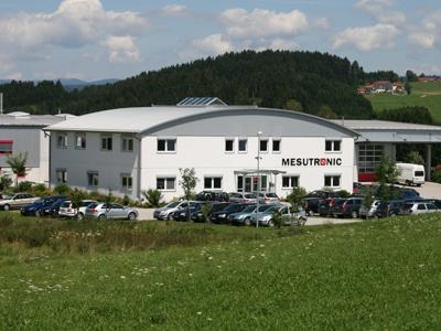 Mesutronic - Unternehmen - Gebäude