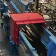 Metalldetektor zum Schutz von Anlagen