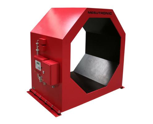 Metalldetektor für die Holzindustrie