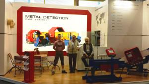 Das Mesutronic-Messesteam freut sich auf zahlreiche Fachbesucher auf der Internationale Holzmesse in Klagenfurt.