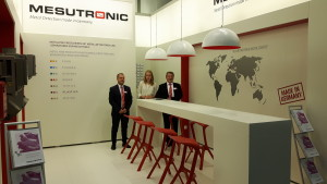 Our exhibition team is looking forward to present reliable metal surch technology on the new Booth.